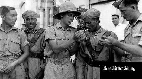 Warum der Zweite Weltkrieg im Nahen Osten zum Ende der Kolonialherrschaft beitrug