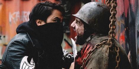 """Blood Quantum"": Zombies & Indianer"