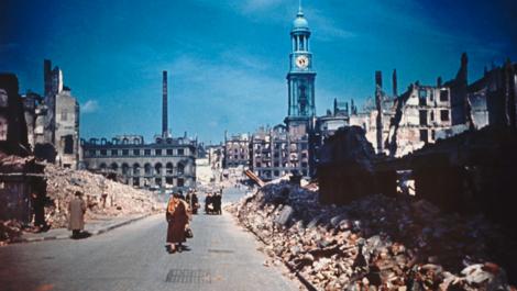 """""""Damals war es ganz normal, dass alles kaputt war"""": Hans Scheibner über das Kriegsende vor 75 Jahren"""