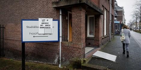 Abtreibung: Last Exit in den Niederlanden für jede dritte bis vierte Frau