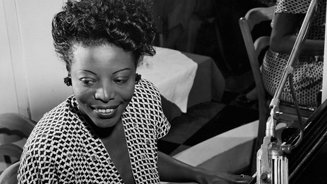 Blues, Boogie und Bach – die Jazz-Pianistin Mary Lou Williams