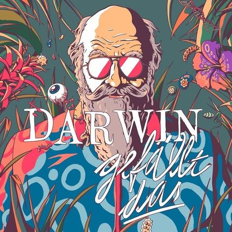"""Geschichte lernen mit Affenhoden: Der Podcast """"Darwin gefällt das"""" macht's möglich"""