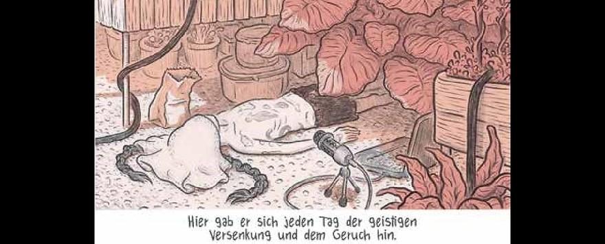 """Lukas Jüliger """"Unfollow"""""""