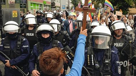 Das Ringen um LGBTIQ-Rechte spaltet Polen