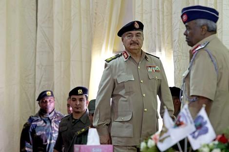 Libyen am Scheideweg - ein weiteres Mal