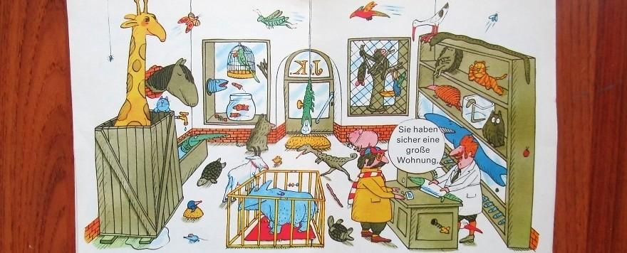 Kinderbücher 23: Manfred Bofinger
