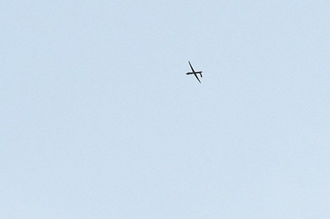 Vom Drohnenkrieg der Türkei