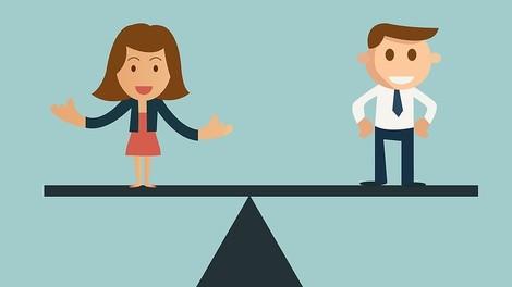 Gleichbehandlung am Arbeitsplatz: Noch viel Luft nach oben