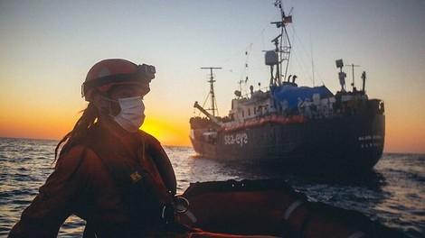 Gestern & Heute: Ohne eine europäische Seenotrettung bleibt Völkerrechtsbruch Alltag im Mittelmeer