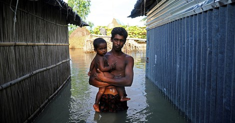 Zusammengefasst: Was der Klimawandel in Bangladesch anrichtet