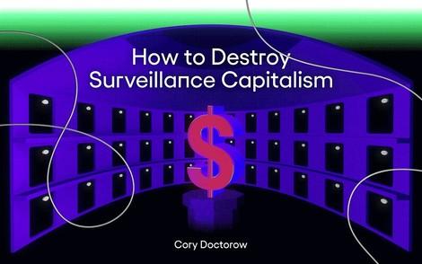 """Eine kluge Kritik der These vom """"Überwachungskapitalismus"""""""