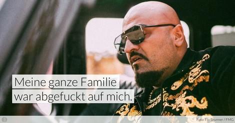 Conscious-Pop trifft Gangsta-Rap: Jan Müller interviewt Xatar