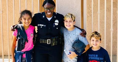Wie Polizisten Rassismus verlernen