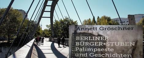 Buchpremiere in der Pandemie – ein Interview mit Annett Gröschner