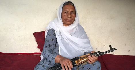 Wie sich eine Kriegsfürstin den Taliban angeschlossen hat