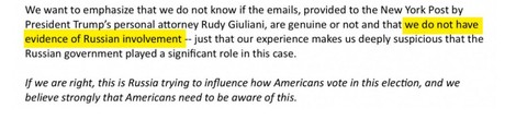 Greenwald über die Biden E-Mails und der Umgang der Medien damit