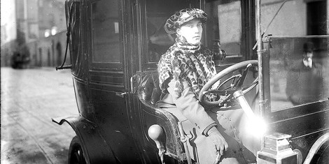 Frauen auf Rädern. Eine Geschichte der Emanzipation
