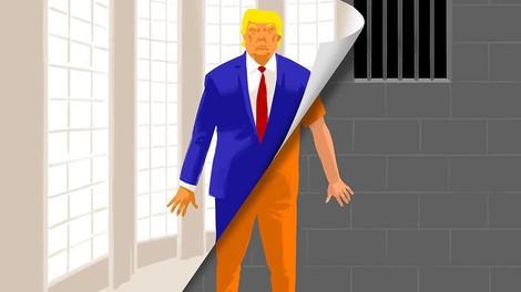 Warum Trump nicht aufgibt