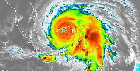 """Wasserdampf als """"Proviant"""": Hurrikane werden wuchtiger"""