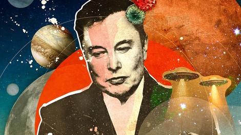 Zero fucks given – die Trumpifizierung des Elon Musk
