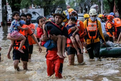 Naturkatastrophen: Immer mehr Tote und zu wenig Geld zur Anpassung