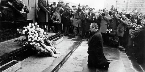 """Brandts Kniefall: """"Die meisten Polen haben nie davon erfahren"""""""