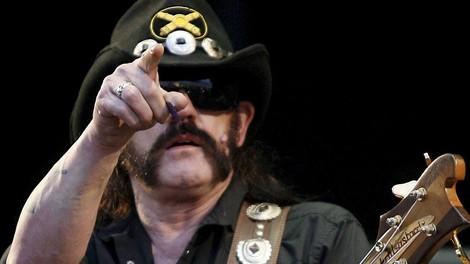Schlauer Typ: Lemmy Kilmister über Abba, Bach und Onanie