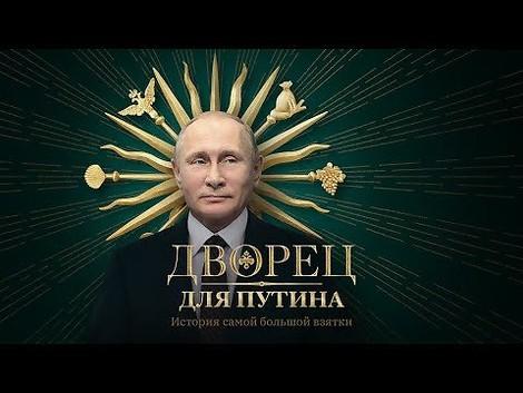 Putins Palast, Aufschlag Nawalny