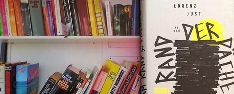 Bücherbox: Frische Bücher – Am Rand der Dächer