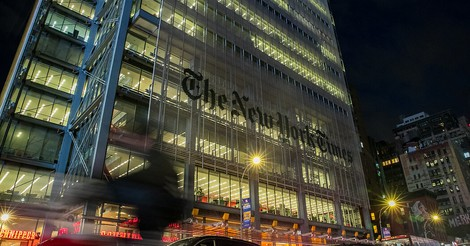 Kündigung, Rücktritt, Drama: Was ist los bei der New York Times?