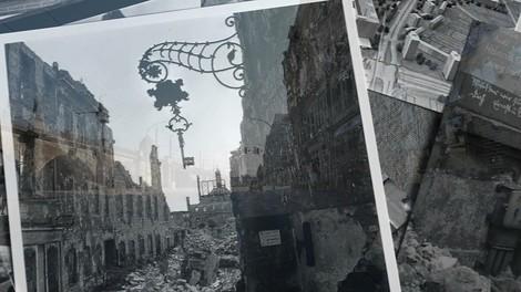 Dresden: die Stadt als Kulisse