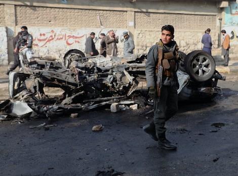 Wie in Afghanistan die Jagd auf die Zivilgesellschaft weitergeht