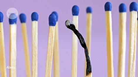 In den Hochschulen wütet das Burn-out-Syndrom