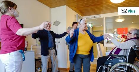 Wie ein Altenheim wieder zum Leben erwacht
