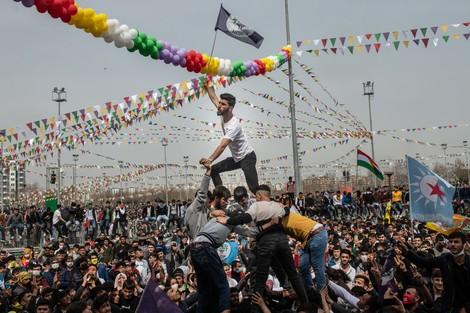 Über die Kurdische Parteienlandschaft in der Türkei