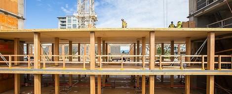 Holzbau als Bestandteil des Klimaschutzes