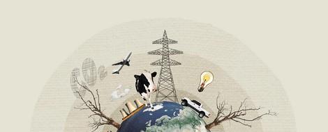 Afrikanische Aktivist*innen für mehr Klimaschutz