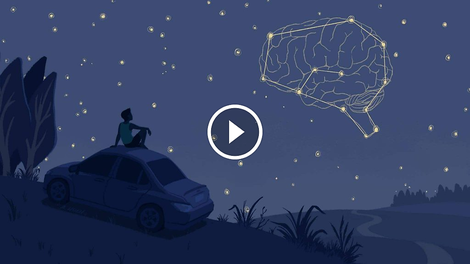 Warum wir uns so an Dinge klammern (Hidden Brain Podcast)