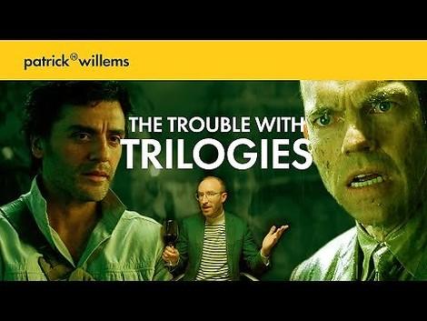 Warum Trilogien so oft unbefriedigend enden