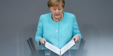 Merkels belastendes Vermächtnis für die EU: Ein deutsches Europa
