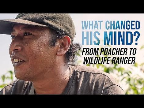 Vom Wilderer zum Wildhüter