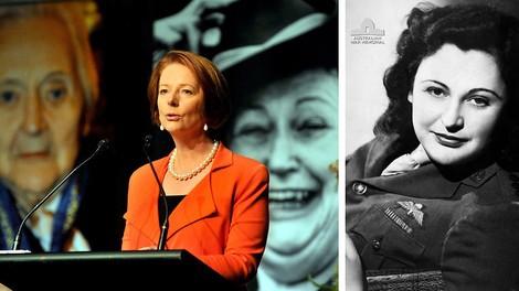 UnVergessen: Nancy Wake, Widerstandskämpferin gegen die Nazis