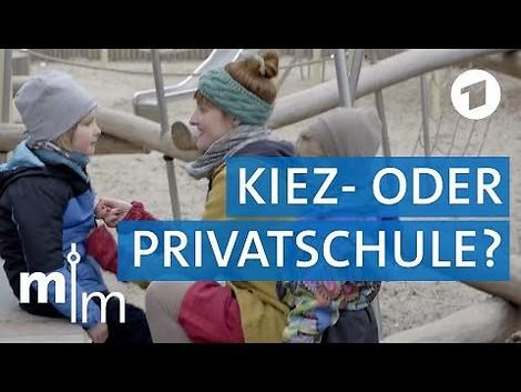 """Leben im """"Szene-Kiez"""", aber das Kind kommt auf eine andere Schule"""