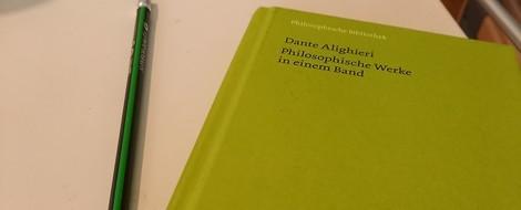 Dantes Ambivalenz: Der Dichter als Philosoph