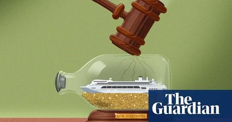 Die desaströs Reise der Satoschi - dem utopischen Krypto-Schiff