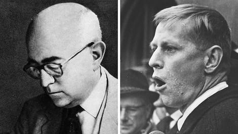 Klassisches Dilemma der Linken - die SPD, Adorno und Enzensberger
