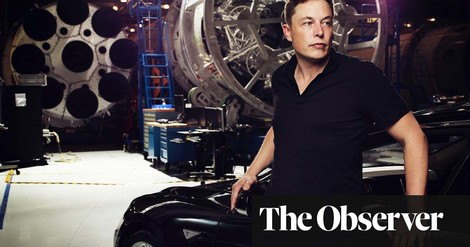 Douglas Coupland liebt Elon Musk