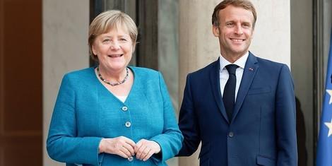Merkels ambivalentes europapolitisches Erbe