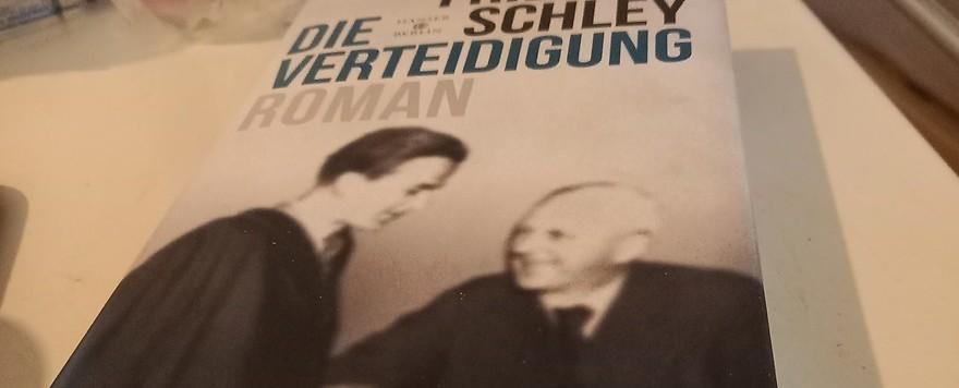 """Verstrickungen – Zu Fridolin Schley """"Die Verteidigung"""""""