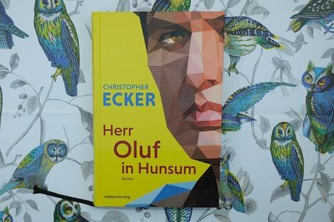 Bücherbox – geliebte Autoren: Herr Oluf in Hunsum